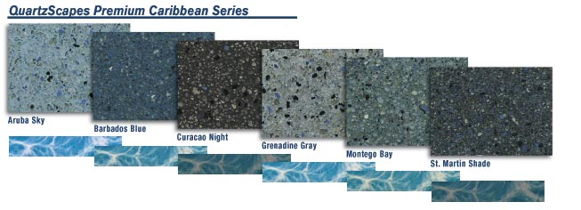 QuartzScapes Premium Caribbean Series