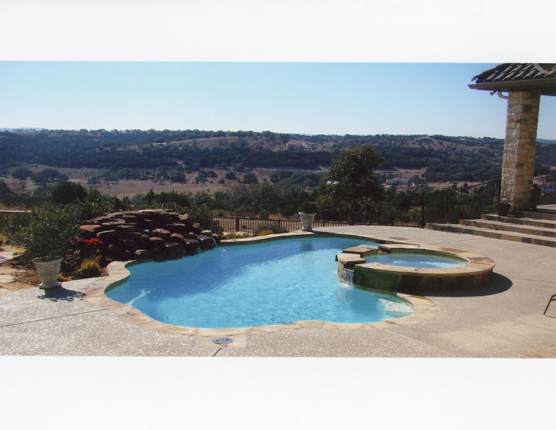 New Construction Pools Photo Gallery Paradise Pool