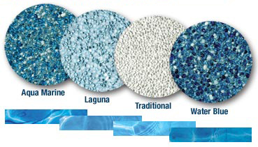 Beadcrete product swatches